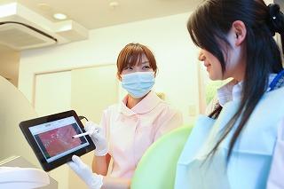 歯周病カウンセリング写真