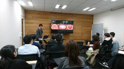 今日の勉強会は白根先生のCTG,FGGです(^^♪