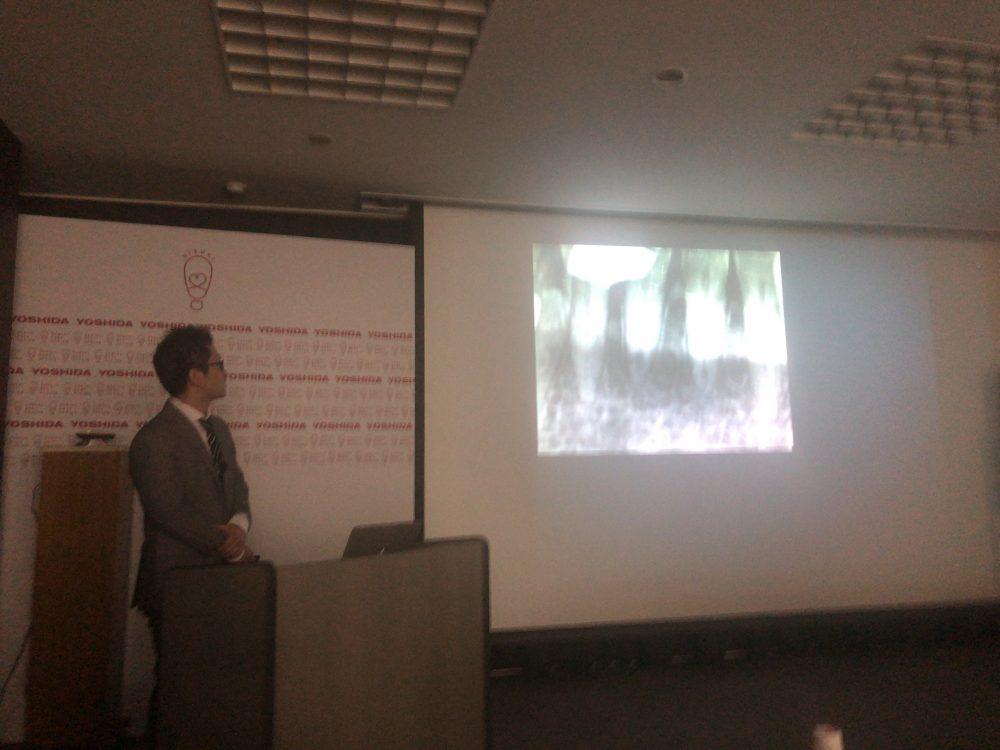 昨日はFrom Nagasakiにて発表させて頂きました